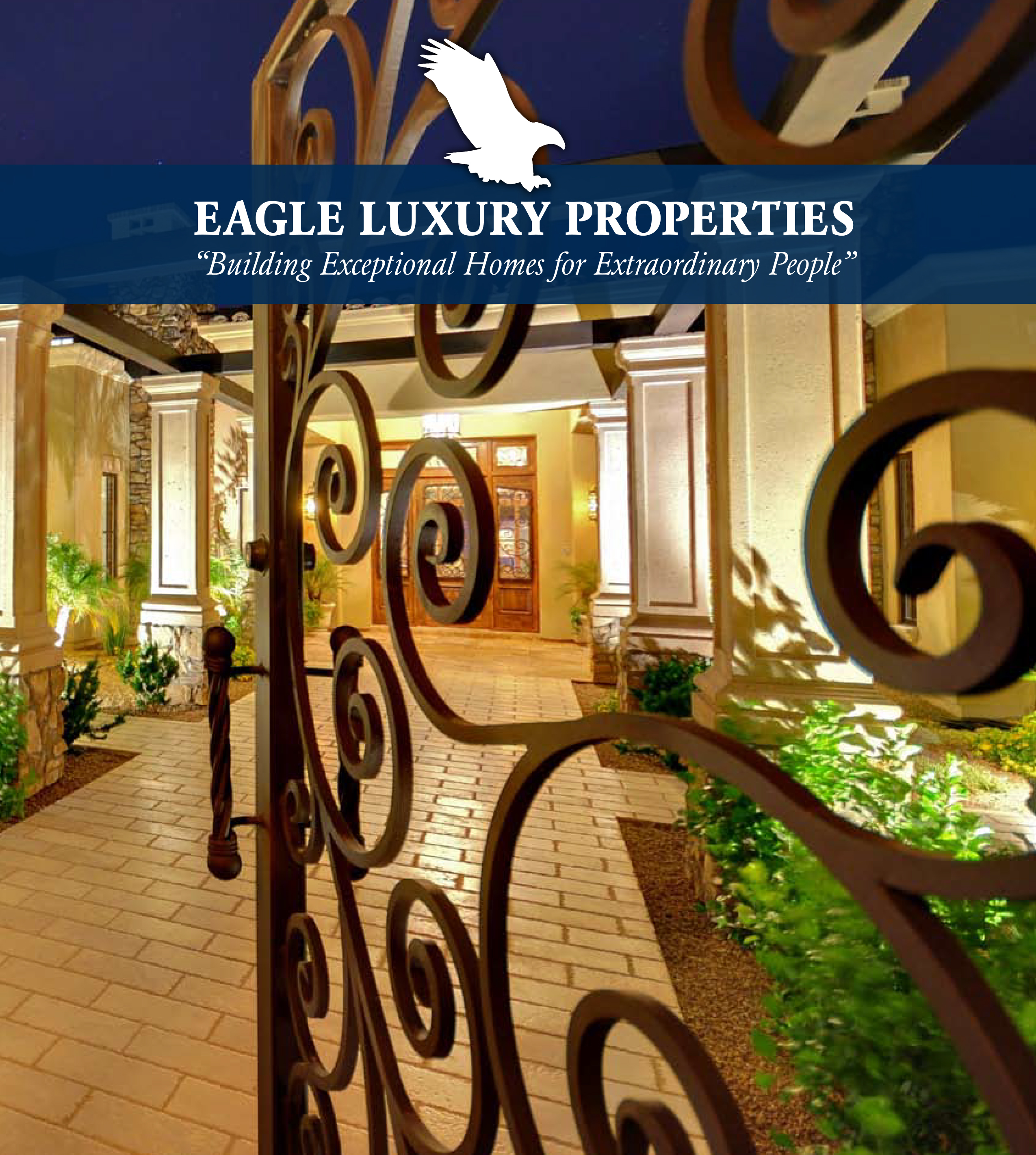 Eagle Luxury Properties: Content strategy and creation